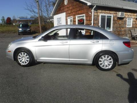 2009 Chrysler Sebring for sale at Trade Zone Auto Sales in Hampton NJ