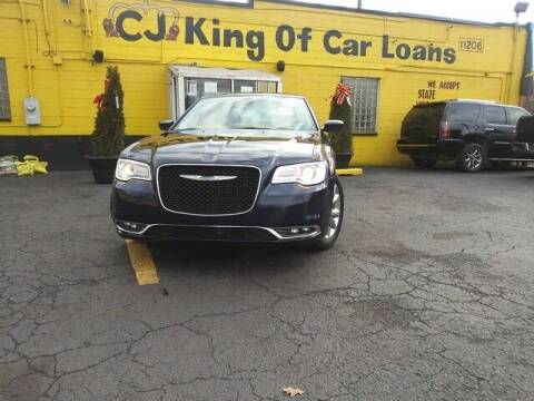 2015 Chrysler 300 for sale at Cj king of car loans/JJ's Best Auto Sales in Troy MI