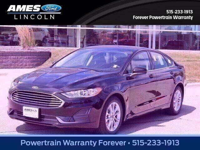 2020 Ford Fusion for sale in Ames, IA