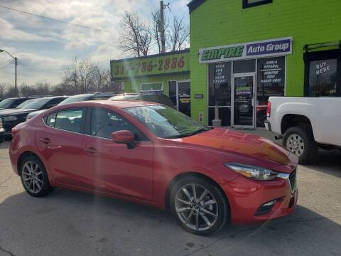 2018 Mazda MAZDA3 for sale at Empire Auto Group in Indianapolis IN
