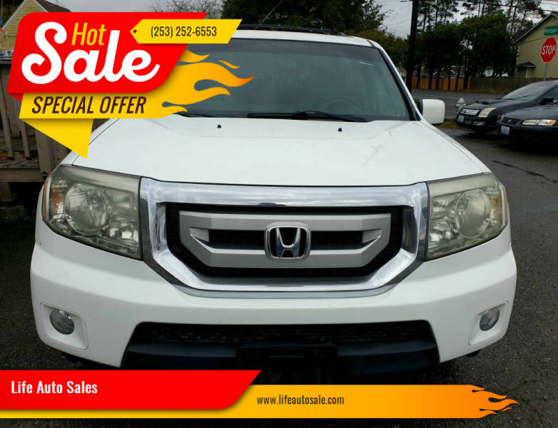 2011 Honda Pilot for sale at Life Auto Sales in Tacoma WA