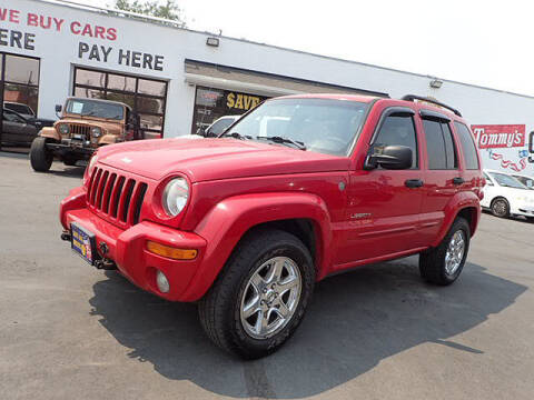 2004 Jeep Liberty for sale at Tommy's 9th Street Auto Sales in Walla Walla WA