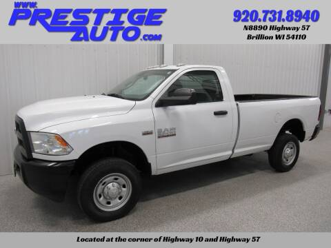 2016 RAM Ram Pickup 2500 for sale at Prestige Auto Sales in Brillion WI