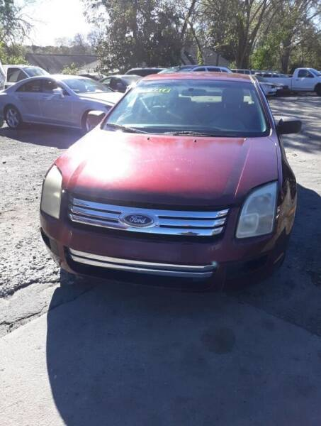 2006 Ford Fusion for sale at Empire Automotive of Atlanta in Atlanta GA