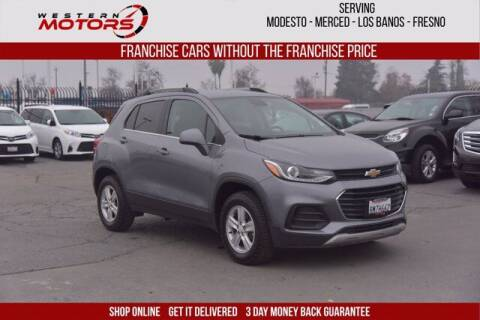 2020 Chevrolet Trax for sale at Choice Motors in Merced CA