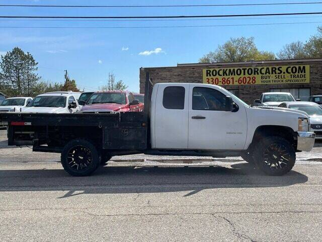 2012 Chevrolet Silverado 3500HD for sale at ROCK MOTORCARS LLC in Boston Heights OH