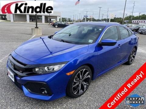 2019 Honda Civic for sale at Kindle Auto Plaza in Cape May Court House NJ