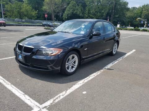 2008 BMW 3 Series for sale at B&B Auto LLC in Union NJ
