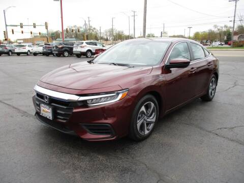 2019 Honda Insight for sale at Windsor Auto Sales in Loves Park IL