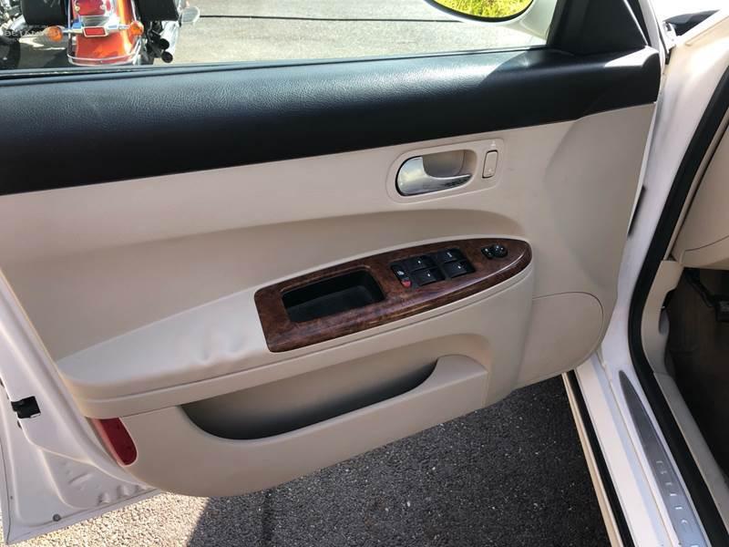 2005 Buick LaCrosse 4dr Car