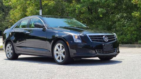 2014 Cadillac ATS for sale at CU Carfinders in Norcross GA