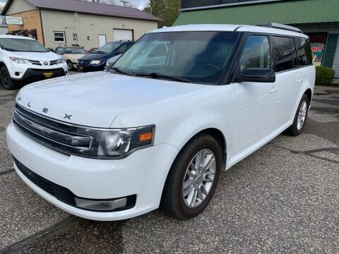2014 Ford Flex for sale at 51 Auto Sales Ltd in Portage WI
