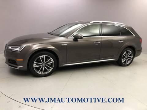 2017 Audi A4 allroad for sale at J & M Automotive in Naugatuck CT