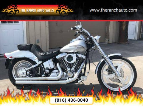 1997 Harley-Davidson Soft Tail for sale at The Ranch Auto Sales in Kansas City MO