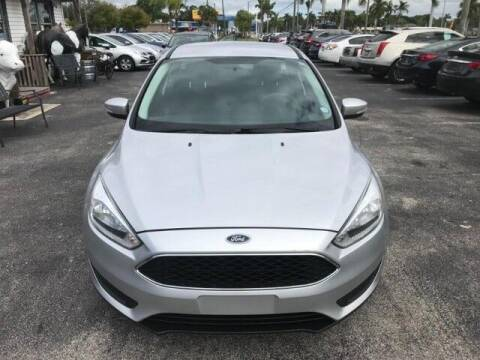 2016 Ford Focus for sale at Denny's Auto Sales in Fort Myers FL