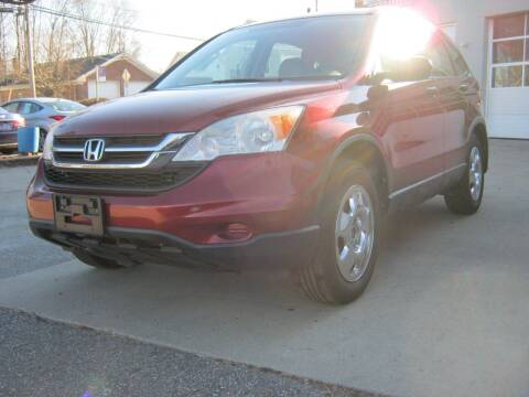 2011 Honda CR-V for sale at Joe's Auto Sales & Service in Cumberland RI