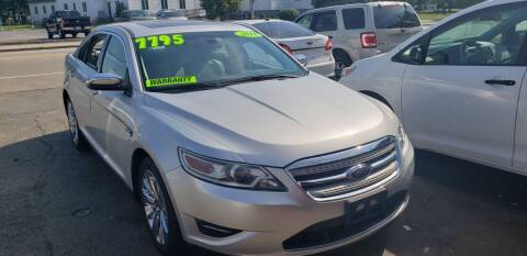 2010 Ford Taurus for sale at TC Auto Repair and Sales Inc in Abington MA