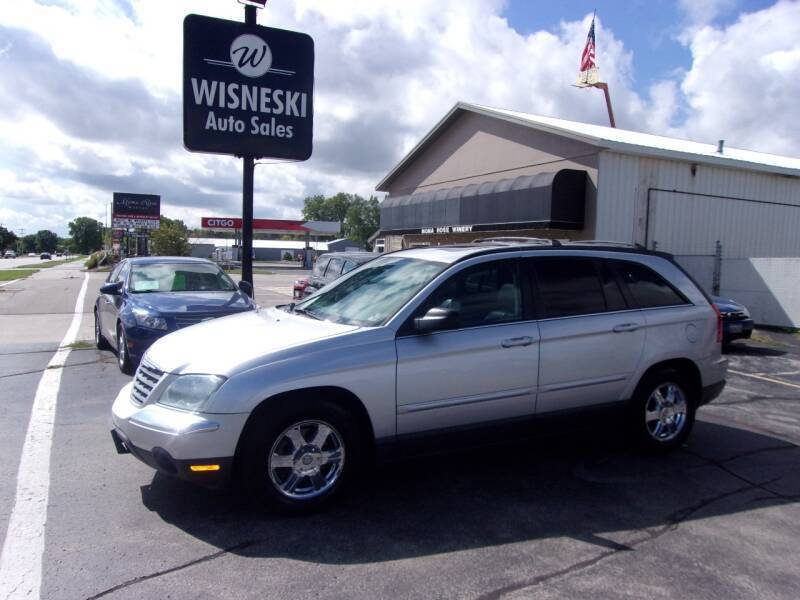 2005 Chrysler Pacifica for sale at Wisneski Auto Sales, Inc. in Green Bay WI