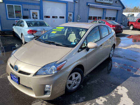 2011 Toyota Prius for sale at Bridge Road Auto in Salisbury MA