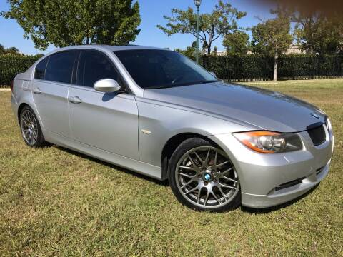 2006 BMW 3 Series for sale at Kaler Auto Sales in Wilton Manors FL
