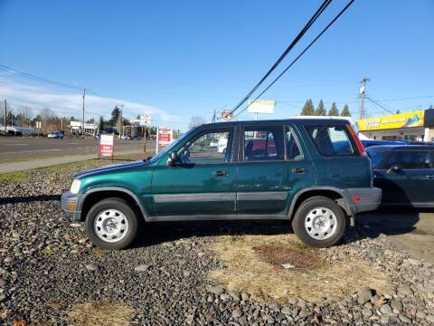 2000 Honda CR-V for sale at Ron's Auto Sales in Hillsboro OR