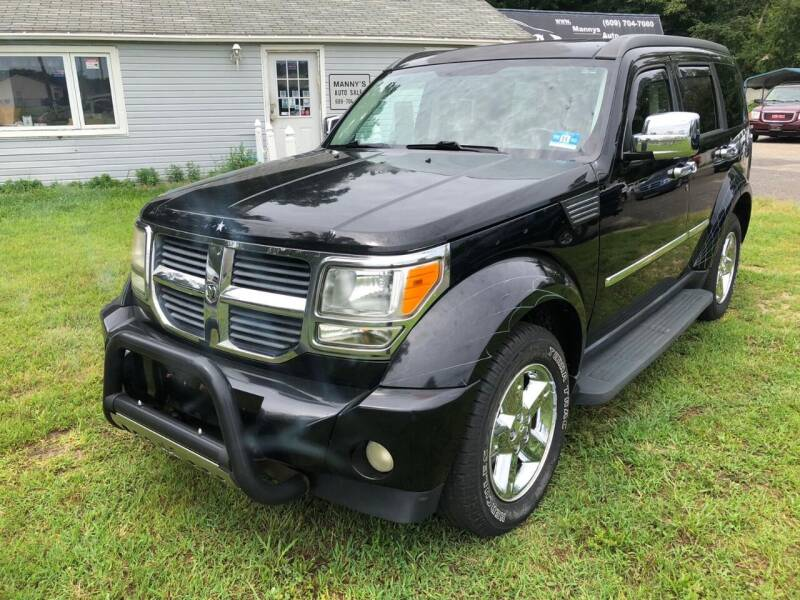 2007 Dodge Nitro for sale at Manny's Auto Sales in Winslow NJ