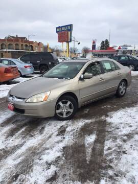2005 Honda Accord for sale at Big Bills in Milwaukee WI