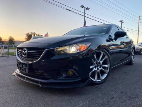2015 Mazda MAZDA6 for sale at MATRIX AUTO SALES INC in Miami FL