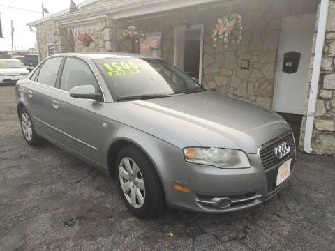 2007 Audi A4 for sale at DestanY AUTOMOTIVE in Hamilton OH