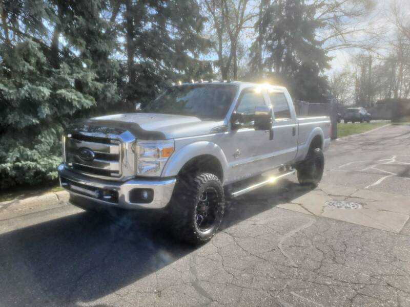 2014 Ford F-350 Super Duty for sale at J & J Used Cars inc in Wayne MI