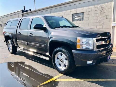 2010 Chevrolet Silverado 1500 for sale at Richardson Sales & Service in Highland IN