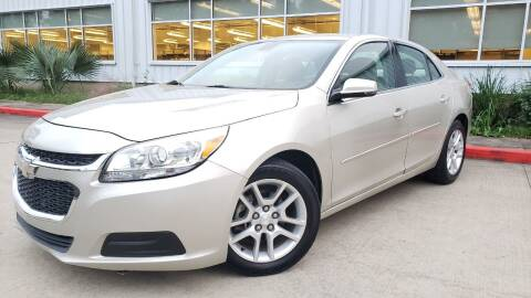 2014 Chevrolet Malibu for sale at Houston Auto Preowned in Houston TX