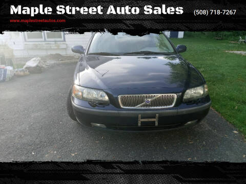 2003 Volvo V70 for sale at Maple Street Auto Sales in Bellingham MA