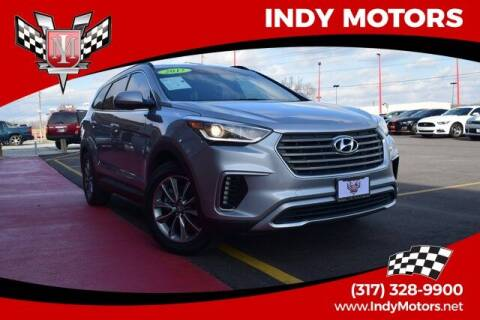 2017 Hyundai Santa Fe for sale at Indy Motors Inc in Indianapolis IN