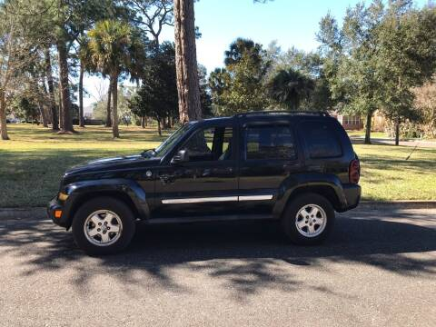 2007 Jeep Liberty for sale at Import Auto Brokers Inc in Jacksonville FL