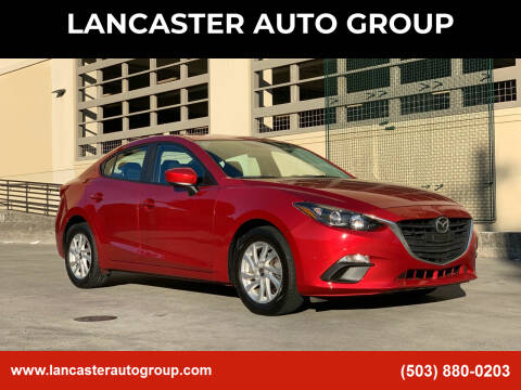 2014 Mazda MAZDA3 for sale at LANCASTER AUTO GROUP in Portland OR