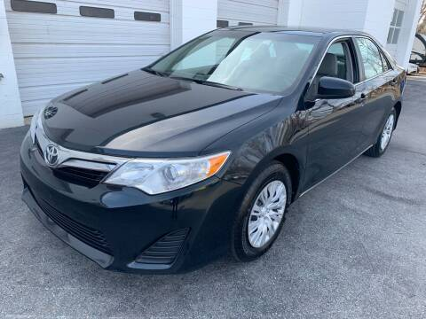 2012 Toyota Camry for sale at Broadway Motor Sales and Auto Brokers in North Chelmsford MA