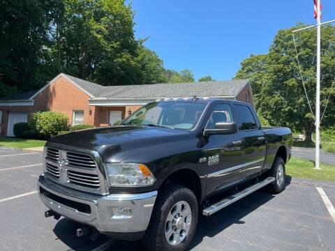 2016 RAM Ram Pickup 2500 for sale at Volpe Preowned in North Branford CT