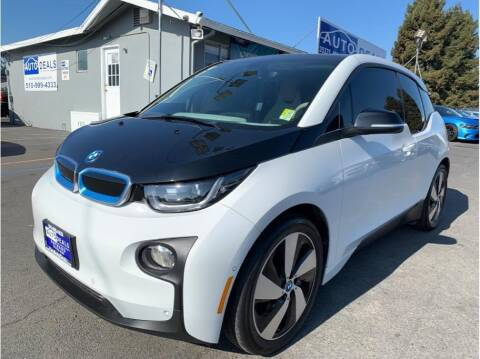 2016 BMW i3 for sale at AutoDeals in Daly City CA