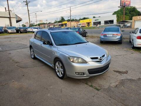 2007 Mazda MAZDA3 for sale at Green Ride Inc in Nashville TN