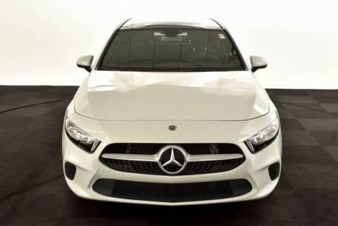 2020 Mercedes-Benz A-Class for sale at Southern Auto Solutions-Jim Ellis Hyundai in Marietta GA