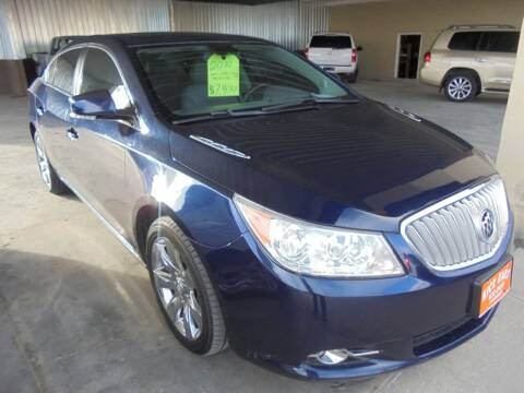 2010 Buick LaCrosse for sale at KICK KARS in Scottsbluff NE