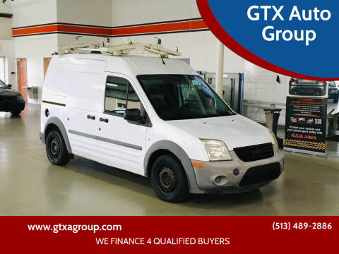 2011 Ford Transit Connect for sale at GTX Auto Group in West Chester OH