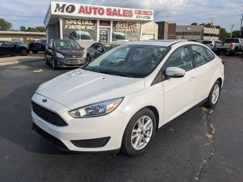 2015 Ford Focus for sale at Mo Auto Sales in Fairfield OH