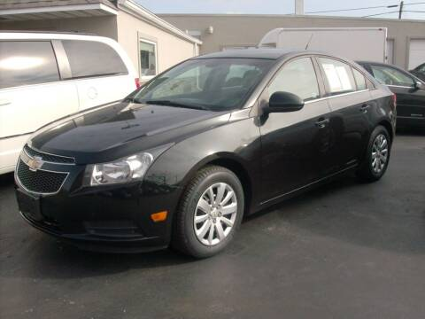 2011 Chevrolet Cruze for sale at Keens Auto Sales in Union City OH