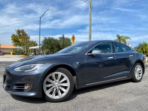 2017 Tesla Model S for sale at Blum's Auto Mart in Port Orange FL