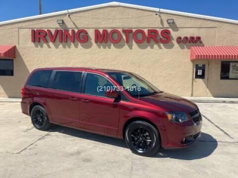 2019 Dodge Grand Caravan for sale at Irving Motors Corp in San Antonio TX