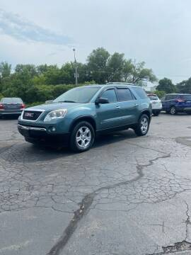 2010 GMC Acadia for sale at WXM Auto in Cortland NY