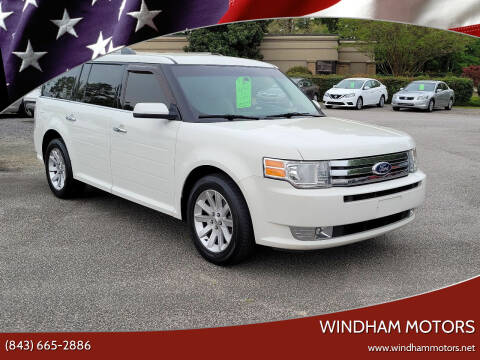 2012 Ford Flex for sale at Windham Motors in Florence SC