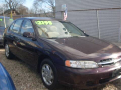 1999 Nissan Altima for sale at Flag Motors in Islip Terrace NY